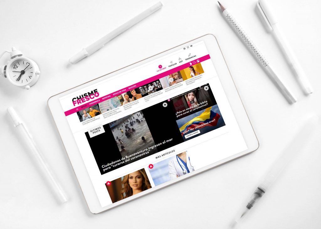 diseño de paginas web en bucaramanga