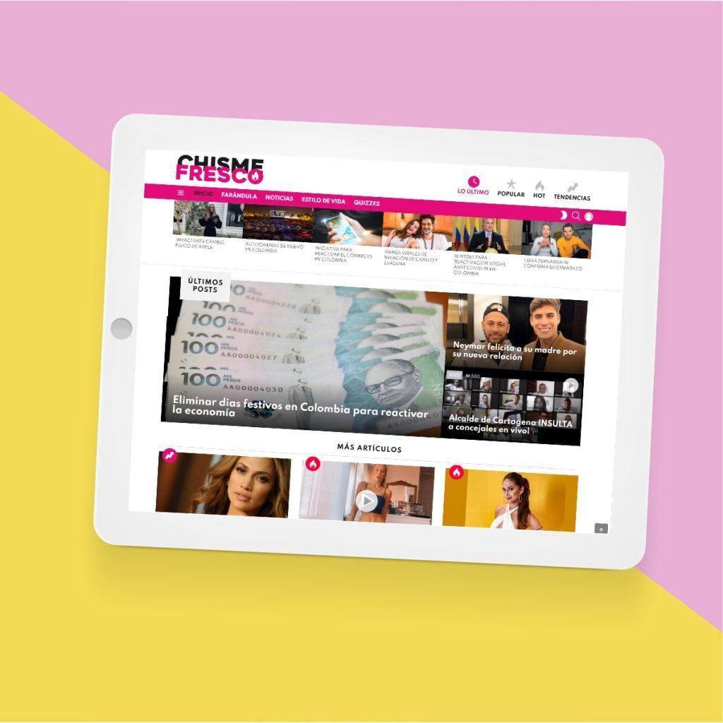 chisme fresco colombia magazine noticias